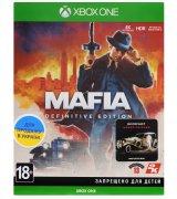 Игра Mafia Definitive Edition (Xbox One, Русская версия)