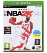 Игра NBA 2K21 (Xbox One, Русские субтитры)