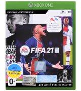 Игра FIFA 21, включает версию для Xbox Series X (Xbox One, Русская версия)