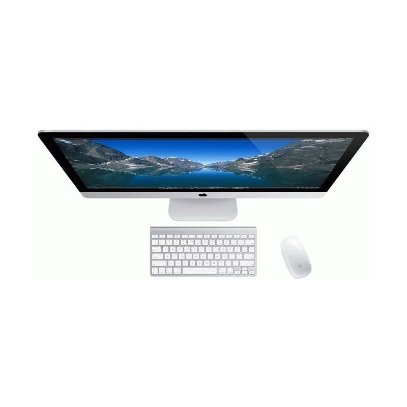 Моноблок Apple New iMac 21.5 дюймов (MD093)