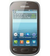 Samsung Star Deluxe Duos S5292 Gold Brown