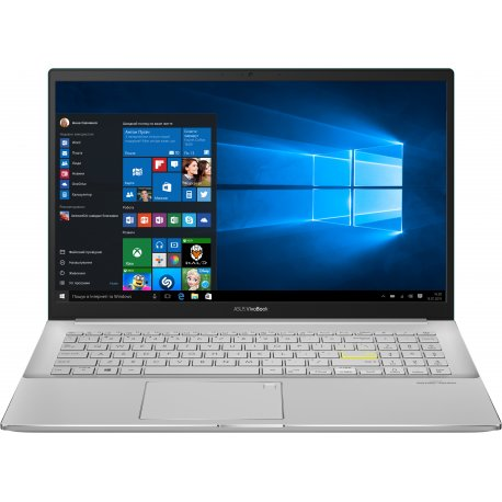 Ноутбук ASUS VivoBook S S533EQ-BQ004T Green (90NB0SE1-M01130)