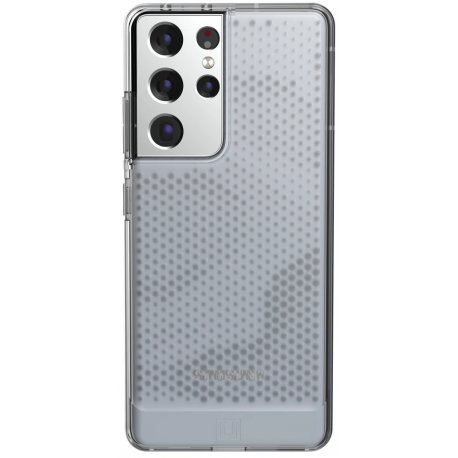 Чехол UAG [U] для Samsung Galaxy S21 Ultra Lucent Ice (21283N314343)