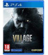 Игра Resident Evil Village (PS4, PS5, Русская версия)