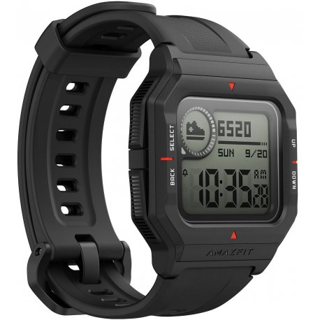 Умные часы Xiaomi Amazfit Neo Smart Watch Black (A2001)
