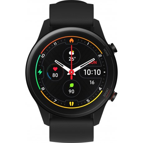 Умные часы Xiaomi Mi Watch Color Sport Black (XMWTCL02)