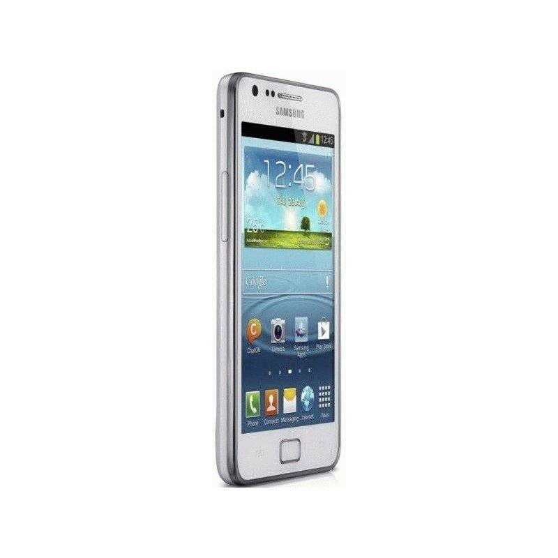 Samsung Galaxy S II Plus I9105 Chic White