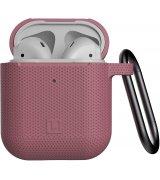 Чехол UAG [U] для Apple Airpods DOT Silicone Dusty Rose (10250K314848)