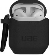 Чехол UAG для Apple Airpods Standard Issue Silicone 001 (V2) Black (10244K114040)