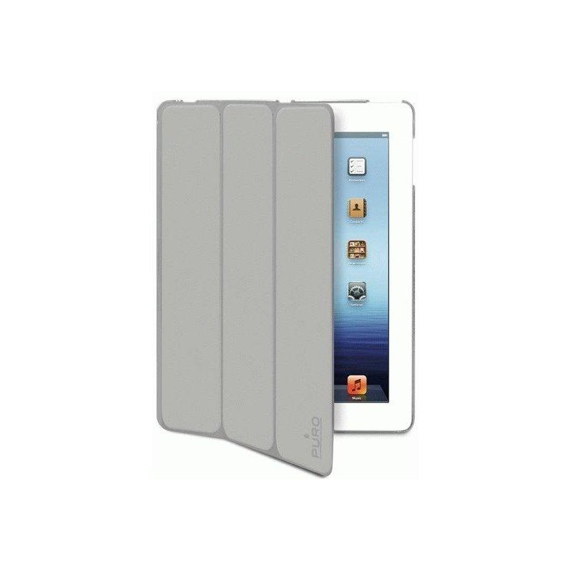 Чехол Puro Zeta Slim Cover для iPad 3/iPad 4 Grey