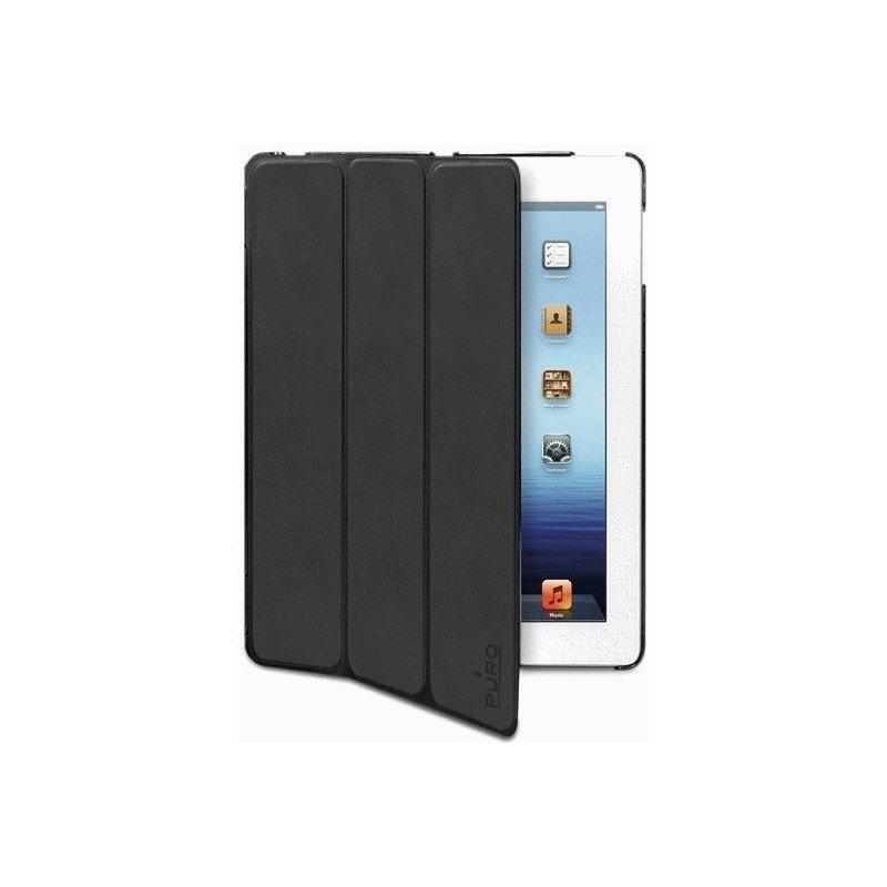 Чехол Puro Zeta Slim Cover для iPad 3/iPad 4 Black