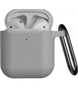 UAG [U] для Apple Airpods Dot Silicone Grey (10250K313030)