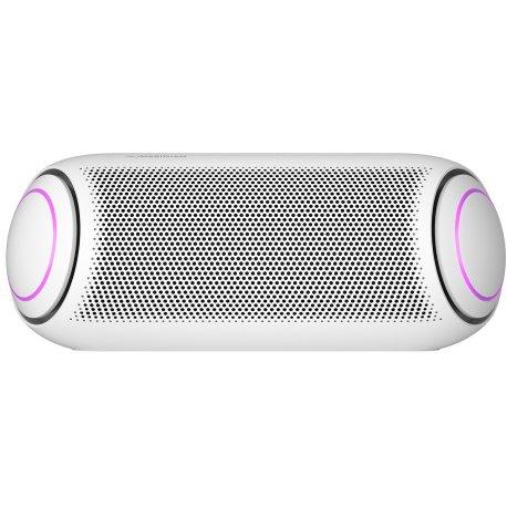 Акустическая система LG XBOOM Go PL7 White (PL7W.DCISLLK)