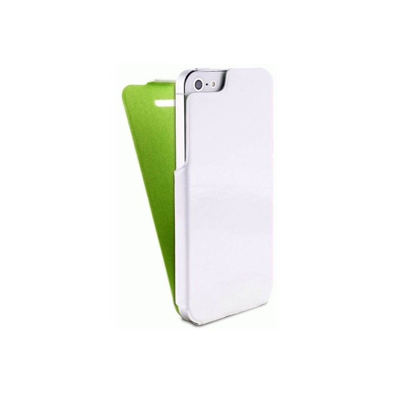 Чехол Puro Vip Flipper Cases для Apple IPhone 5 White