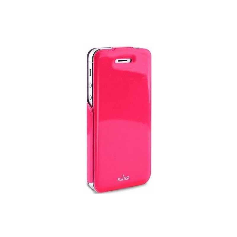 Чехол Puro Vip Flipper Cases для Apple IPhone 5 Pink