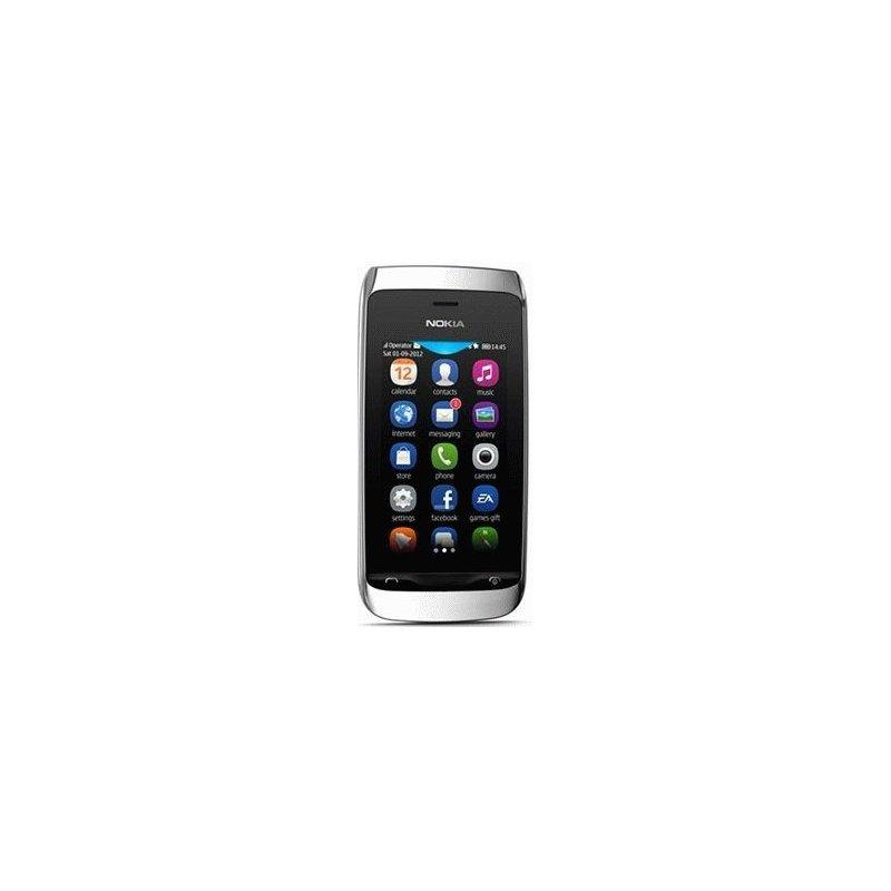 Nokia Asha 309 White
