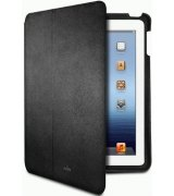 Чехол Puro iPad 3/iPad 4 Folio Cover Black