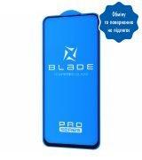 Защитное стекло Blade Pro Full Glue для Samsung A12 Black