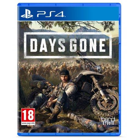 Игра Days Gone для Sony PS 4 (русская версия)