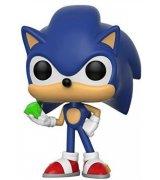 Коллекционная фигурка Funko POP! Games: Sonic w/ Emerald (20147) (FUN917)