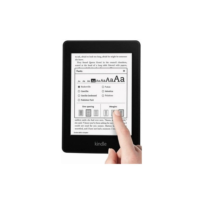 Amazon Kindle Paperwhite with Special Offers