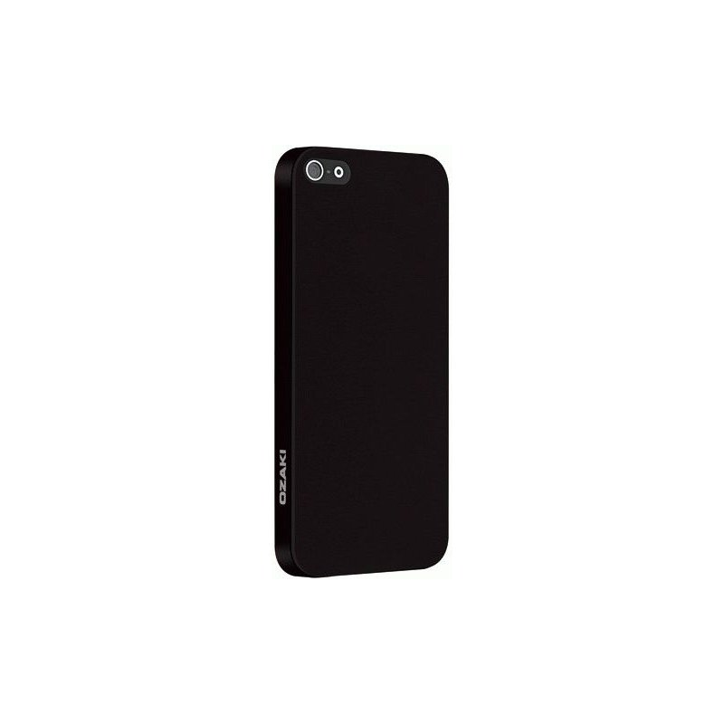 Накладка Ozaki O!coat 0.3 Solid для Apple iPhone 5 Black