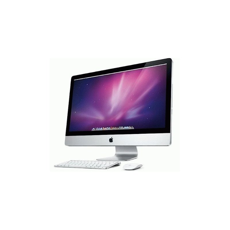 Моноблок Apple New iMac 27 дюймов (MD096)