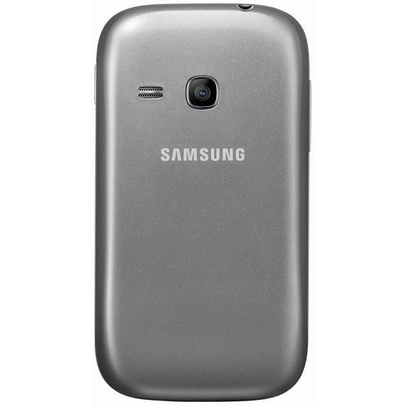 Samsung Galaxy Young Duos S6312 Metallic Silver