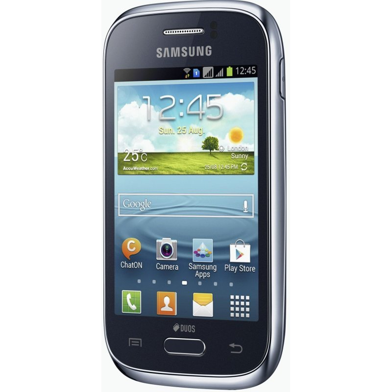 Samsung Galaxy Young Duos S6312 Deep Blue