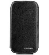 Чехол для Samsung Galaxy S Duos S7562 Nuoku Grace Black