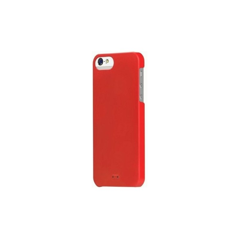 Накладка eggshell для Apple iPhone 5 Red