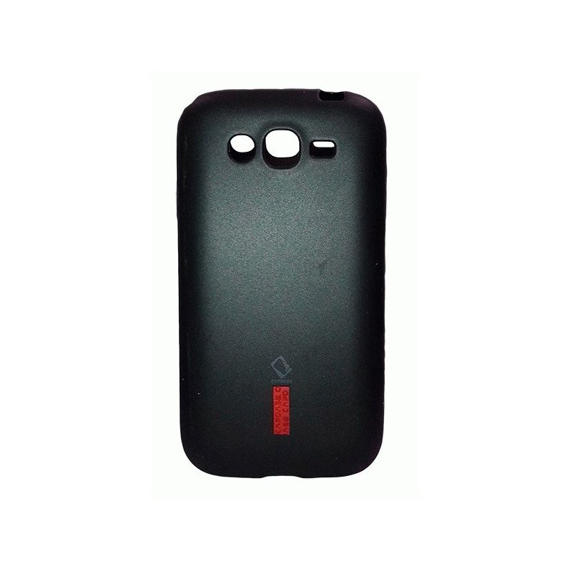 Capdase накладка Soft Jacket Xpose для Samsung Galaxy Grand Duos i9082 Black