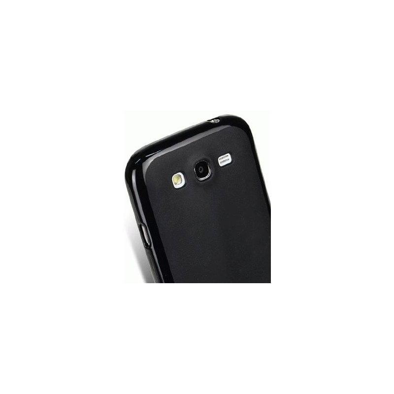 TPU накладка Melkco Poly Jacket для Samsung Galaxy Grand Duos i9082 Black