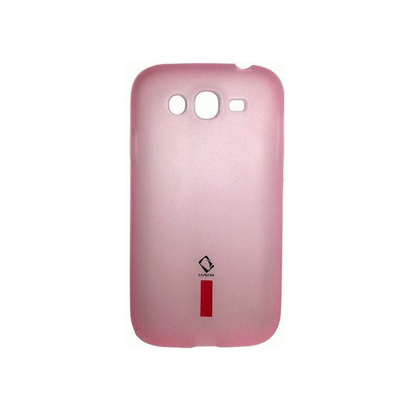 Capdase накладка Soft Jacket Xpose для Samsung Galaxy Grand Duos i9082 Pink