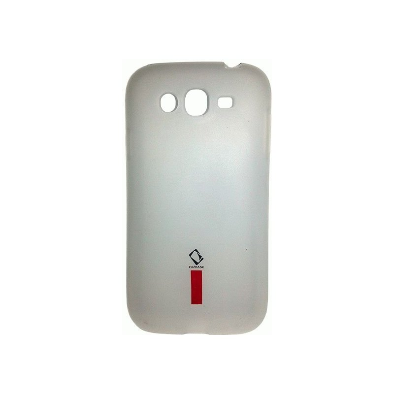 Capdase накладка Soft Jacket Xpose для Samsung Galaxy Grand Duos i9082 White