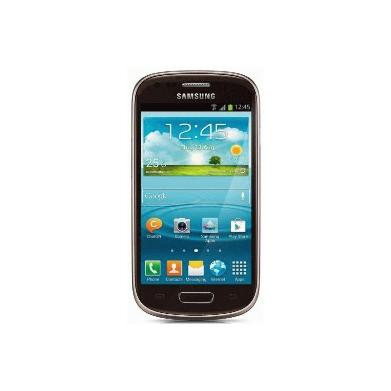 Samsung Galaxy S3 mini I8190 Amber Brown