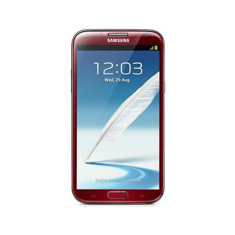 Samsung Galaxy Note 2 N7100 Red