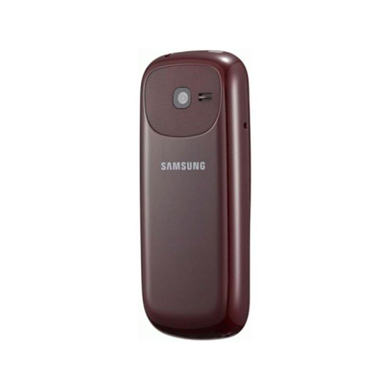 Samsung E2202 Wine Red