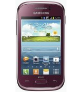 Samsung Galaxy Young Duos S6312 Wine Red