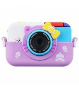 Детская фотокамера Baby Photo Camera Hello Kitty (Purple)