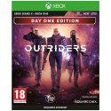 Игра Outriders. Day One Edition (Xbox Series X, Русская версия)