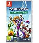 Игра Plants vs. Zombies: Battle for Neighborville. Complete Edition (Nintendo Switch, Русские субтитры)
