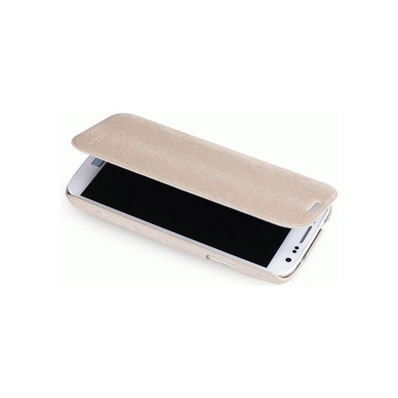 Чехол ROCK Big City для Samsung Galaxy S4 i9500 Cream
