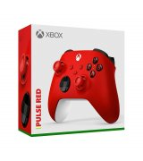 Беспроводной геймпад Microsoft Xbox Series X | S Wireless Controller with Bluetooth (Pulse Red)