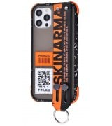 Чехол SkinArma Dotto Series (PC+TPU) для Apple iPhone 12/12 Pro Orange