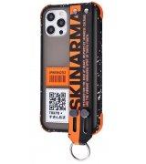 Чехол SkinArma Dotto Series (PC+TPU) для Apple iPhone 12 Pro Max Orange