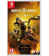 Игра Mortal Kombat 11 Ultimate (Nintendo Switch, Русские субтитры)