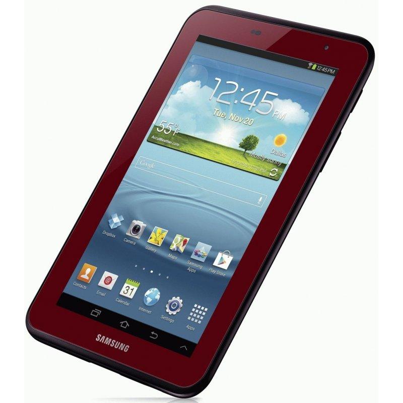 Samsung Galaxy Tab 2 7.0 P3100 Garnet Red