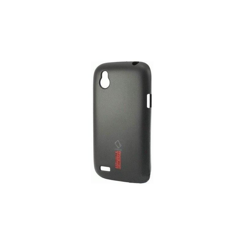 Capdase накладка Soft Jacket Xpose для HTC Desire V T328w Black