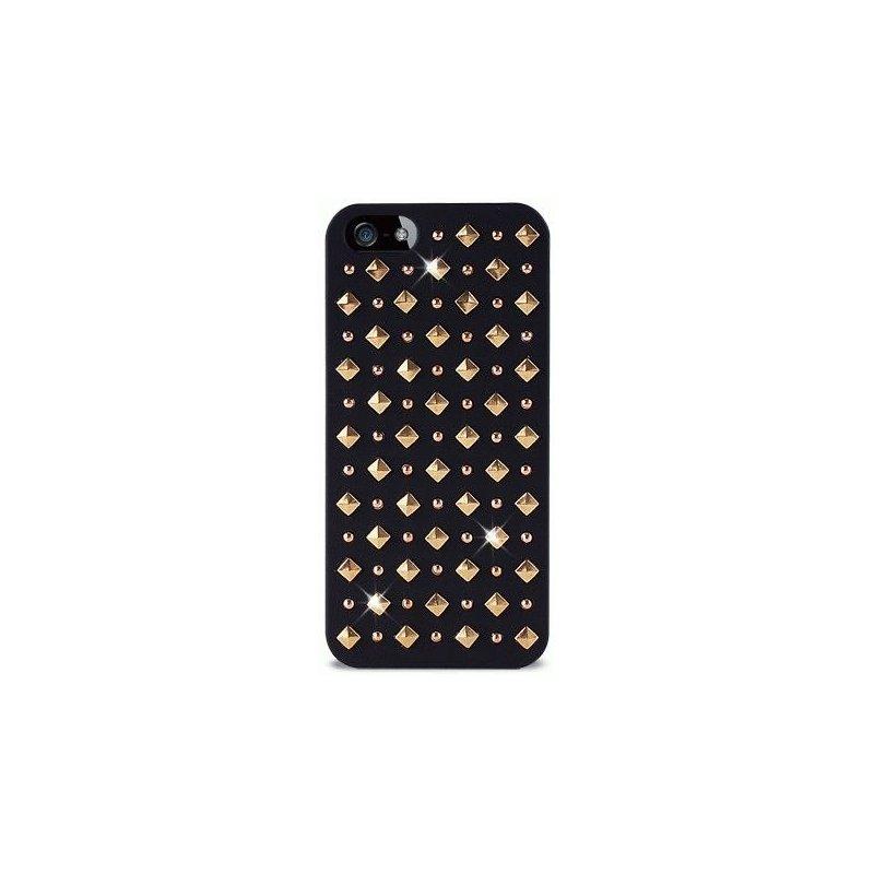 Puro Rock 2 Cover накладка для Apple iPhone 5 Black